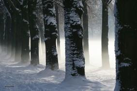 Schnee in Mönchengladbach